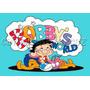 Mundo De Bobby - Papel Arroz A4 - Pronta Entrega