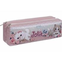 Estojo Jolie Pet Duplo Slim