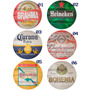 Quadros Decorativos Tampa De Barril Cerveja Tamannho Gigante