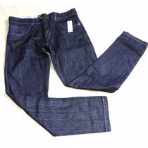 Calça Jeans Hollister Masculina Skinny Lycra+frete Gratis