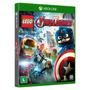 Jogo Lego Marvel Vingadores Xbox One Original Pt-br C/ Nf