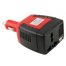 Inversor Conversor Energia Veicular 12v 220ou110 150w Poa Rs
