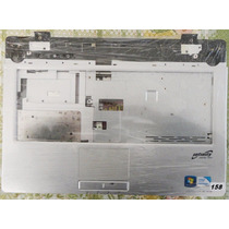 Carcaça Chassi+base Touchpad+placa+ Para Notbook Sti Is 1412