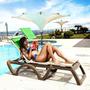 Guarda Sol Verde - Cushn Shade Brasil