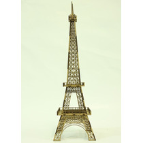 Quebra Cabeça 3d - Coleção Monumentos - Torre Eiffel Mdf