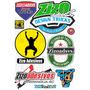 Adesivos Caminhão Qualificado. Gbn Zizo Adsv Reggae Rota 262