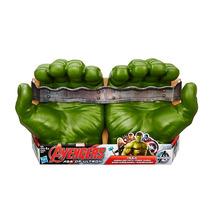 Punhos Gamma Marvel Mãos Do Hulk Os Vingadores Hulk