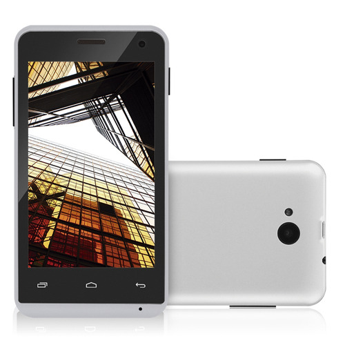 Smartphone Multilaser Ms40 2 Chips 4gb Tela 4 - Branco