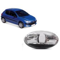 Pisca Seta Do Paralama Lente Lisa Peugeot 206 207 307 407 C3