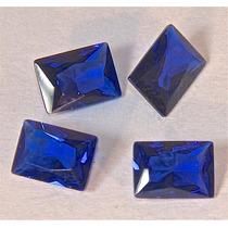 Rsp 2999 Safira Canto Vivo 7x5mm Preço Por Pedra Com 0,93ct