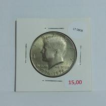 Moeda Eua Half Dollar 1976 Comemorativa Kennedy - Lt0808