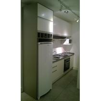 Cozinha Planejada Para Apartamento Somente Parte Dos Móve...