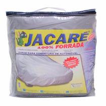 Capa Para Cobrir Carro Jacaré 100% Forrada E Impermeável P