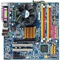 Kit Placa Mae Gigabyte Ga-945gm-s2 Dual Core 1gb Ddr2