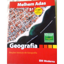 Livro Do Professor Geografia Melhem Adas 6º Ano