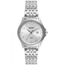 Relógio Orient Fbss1101 S2sx Feminino Prata - Refinado