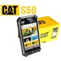 Celular Smartphone Cat Caterpillar S50 A Prova Agua 4g Novo*
