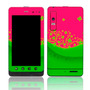 Capa Adesivo Skin358 Motorola Milestone 3 Xt860 4g