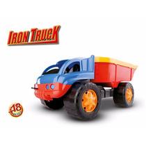 Caminhão De Brinquedo Caminhao Iron Truck - Dismat