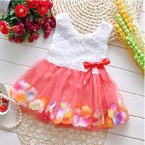 Vestidos Florais - Importado - Pta Entrega Loja Da Fefinha