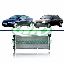 Radiador Do Corsa/tigra C/ar 94/02 Motor 1.0 1.4 1.6 Mpfi