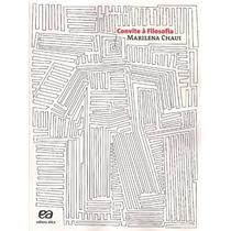 Livro Convite À Filosofia Marilena Chauí