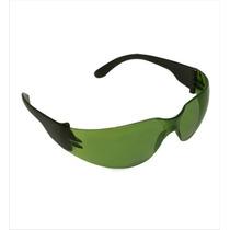 Óculos De Segurança Proteção Epi Mod. Centauro Verde