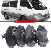 Jogo Pastilha Freio Dianteiro Hyundai H100 2004 2003 A 93