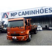 Caminhão Ford Cargo 2422, 6x2,carroceria ,ano 2004,extra!!
