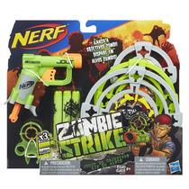 Nerf Zombie Strike - 1 Lançador + 3 Dardos + 3 Alvos
