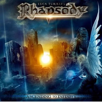 Rhapsody-ascending To Infinity Cd Import