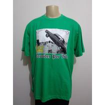 Camiseta Brothas & Cash Lowrider Chicano Crazzy Store