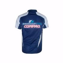 Camisa Polo Bmw Willians F1 - Frete Grátis