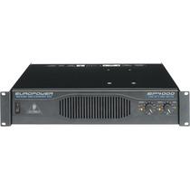 Amplificador Potencia Ep 4000 Behringer Europower 220 Volts