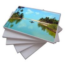 Papel Fotográfico Glossy A4, Auto Brilho, 180g - 500 Folhas