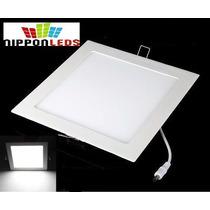 Painel Plafon Luminaria Embutir Spot Led Ultra Slim Lamp 18w