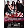 Dvd Banda Encantus Em João Pessoa Pb Original + Frete Gráti
