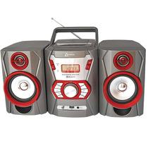 Micro System Lenoxx Mc-271-rádio Fm,cd,usb,aux-bivolt