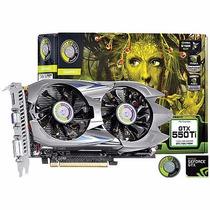 Gpu Geforce Nvidia Gtx 550 Ti 1gb Gddr5 128 Bits Dvi-i hdmi