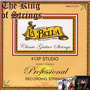 Encordoamento Violão La Bella Professional Studio 413p