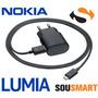 Carregador Cabo Usb Original Nokia Lumia 610 620 625 710 720