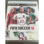 Jogo Futebol Fifa Soccer 12 Ea Sports Mídia Física Ps3