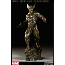 Wolverine Classics Bronze Statue - Sideshow Collectibles