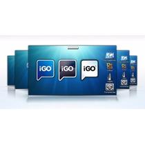 Atualização Gps Tela 3,4,5,6,7 2014 Igo 8 Igo Amigo Primo