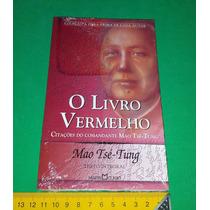 O Livro Vermelho - Mao Tse-tung - Texto Integral Livro Novo
