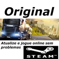 Euro Truck Simulator 2 Simulador Caminhão Pc Original Steam