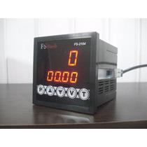 4 - Controlador Forno Gas Eletrico Lenha Tempo Temperatura