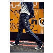 Calças Masculina Design Skinny Jeans 2016 Pronta Entrega !