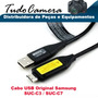 Cabo Usb Suc-c3 Samsung Sl102 Sl201 Sl310 Sl420 Sl502 Sl600
