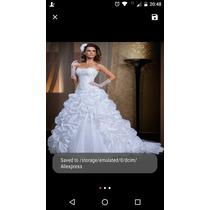 Aluguel Vestido De Noiva 2 Em 1 Leia O Anuncio